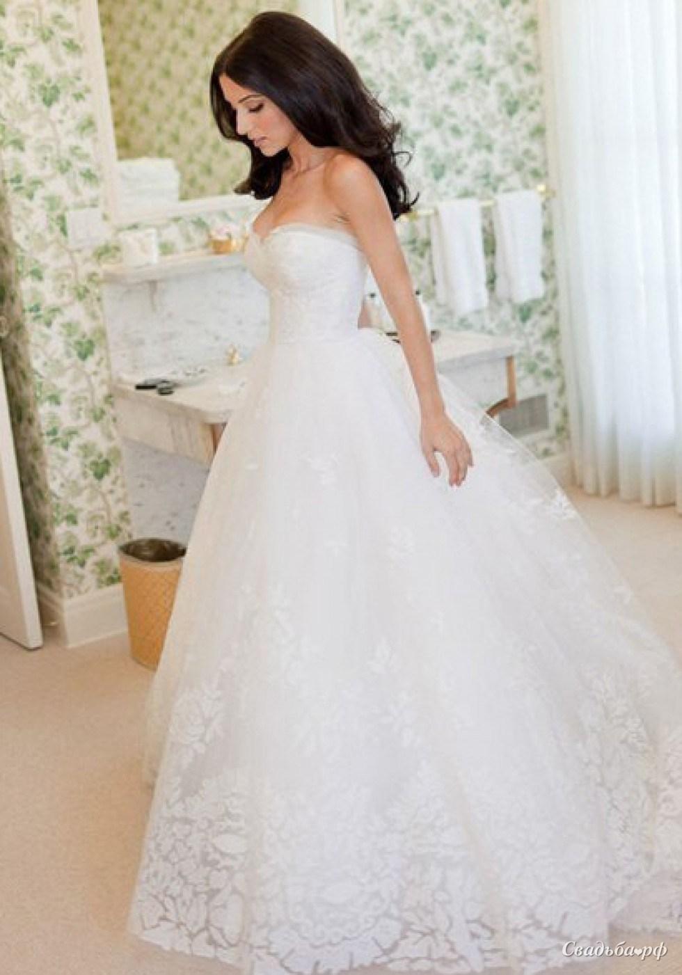 Фото на аву для девушек в свадебном платье